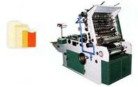 machine pour confectionner des caisses en papier