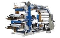 machine d'impression flexo 4 couleurs