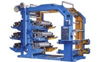 machine d'impression flexo 6 couleurs