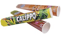 sucette glacée calippo