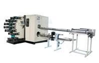 machine d'impression de couvercle en plastique