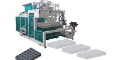 machine de production de blocs en biton