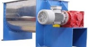 mélangeur horizontal a double hélice