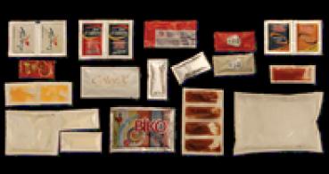 ligne de préparation de ketchup avec emballage