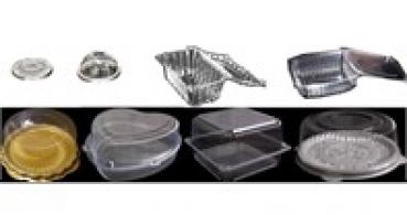 thermoformeuse pour récipients plastiques