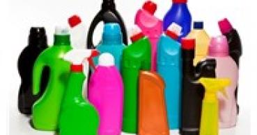 ligne de remplissage produits de nettoyage